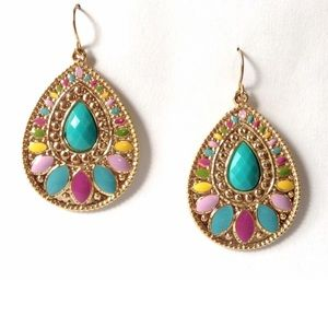 Jewelry - Treasure Teardrop Earrings
